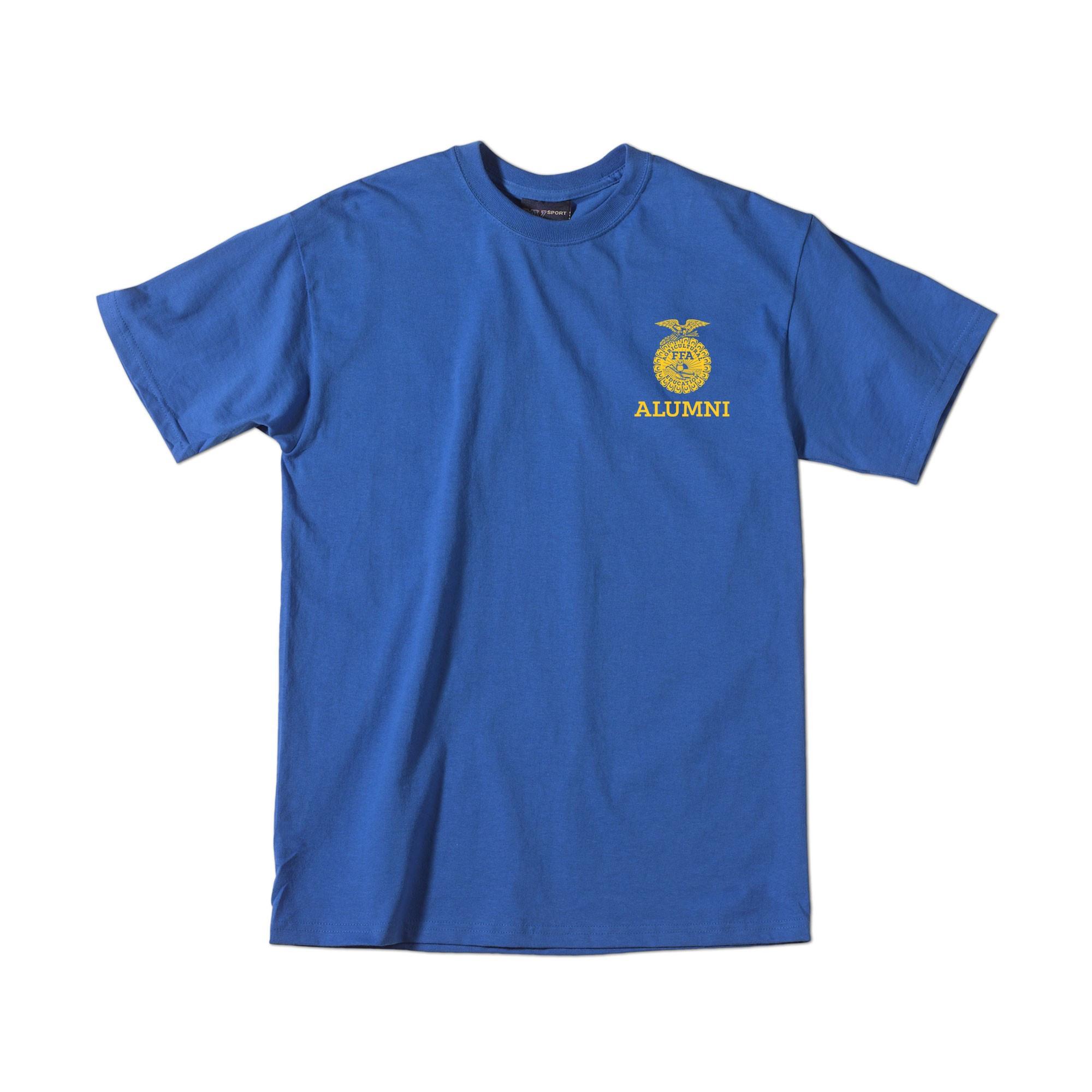 New FFA AG-ED National FFA Organization Forever Blue T-Shirt